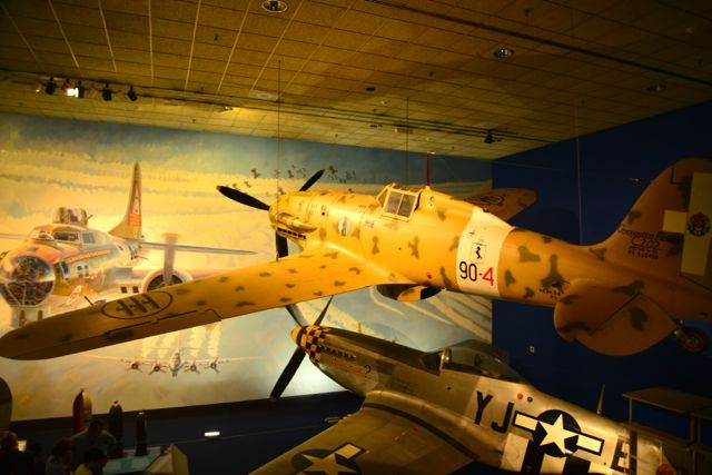 Aviões que fizeram a história das guerras pelo Mundo.