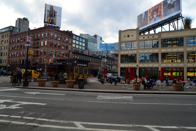 O Meatingpacking District
