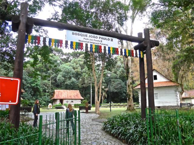 O Bosque João Paulo II