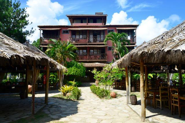 O Hotel Kirymuré em Ponta de Areia
