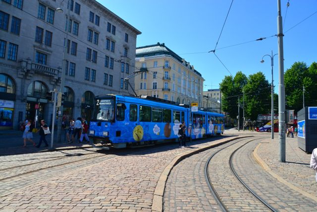 Transporte público de qualidade.