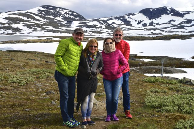 No dia seguinte, a nossa aventura pela Escandinávia e Rússia estaria chegando ao fim.