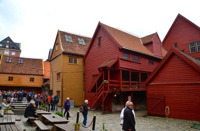 O centro comercial medieval da Liga Hanseática