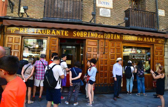 Restaurante Sobrino de Botin