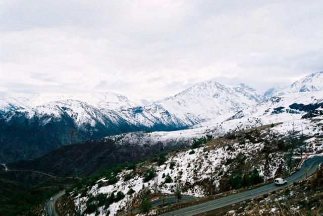 O Valle Nevado