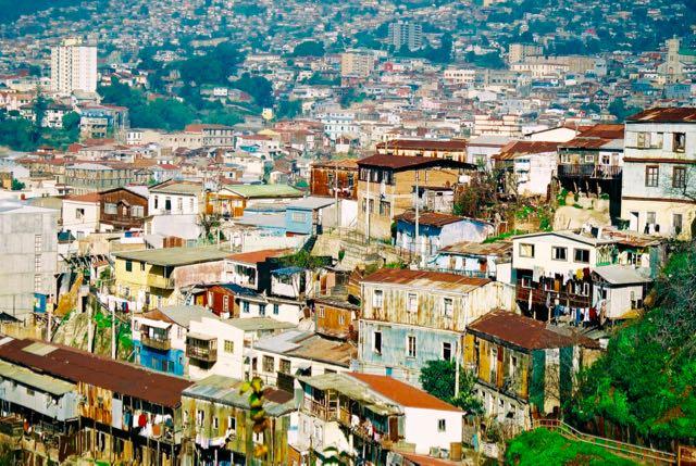 Valparaiso em 2004