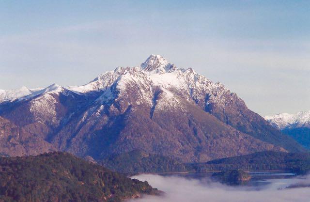 O Lago Nahuel Huapi