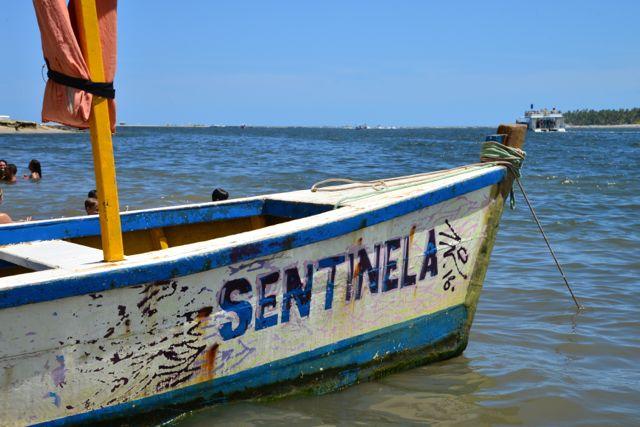 Lembranças da Praia de Tamandaré.