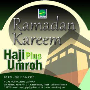 Umroh Ramadhan dan tips melaksanakannya
