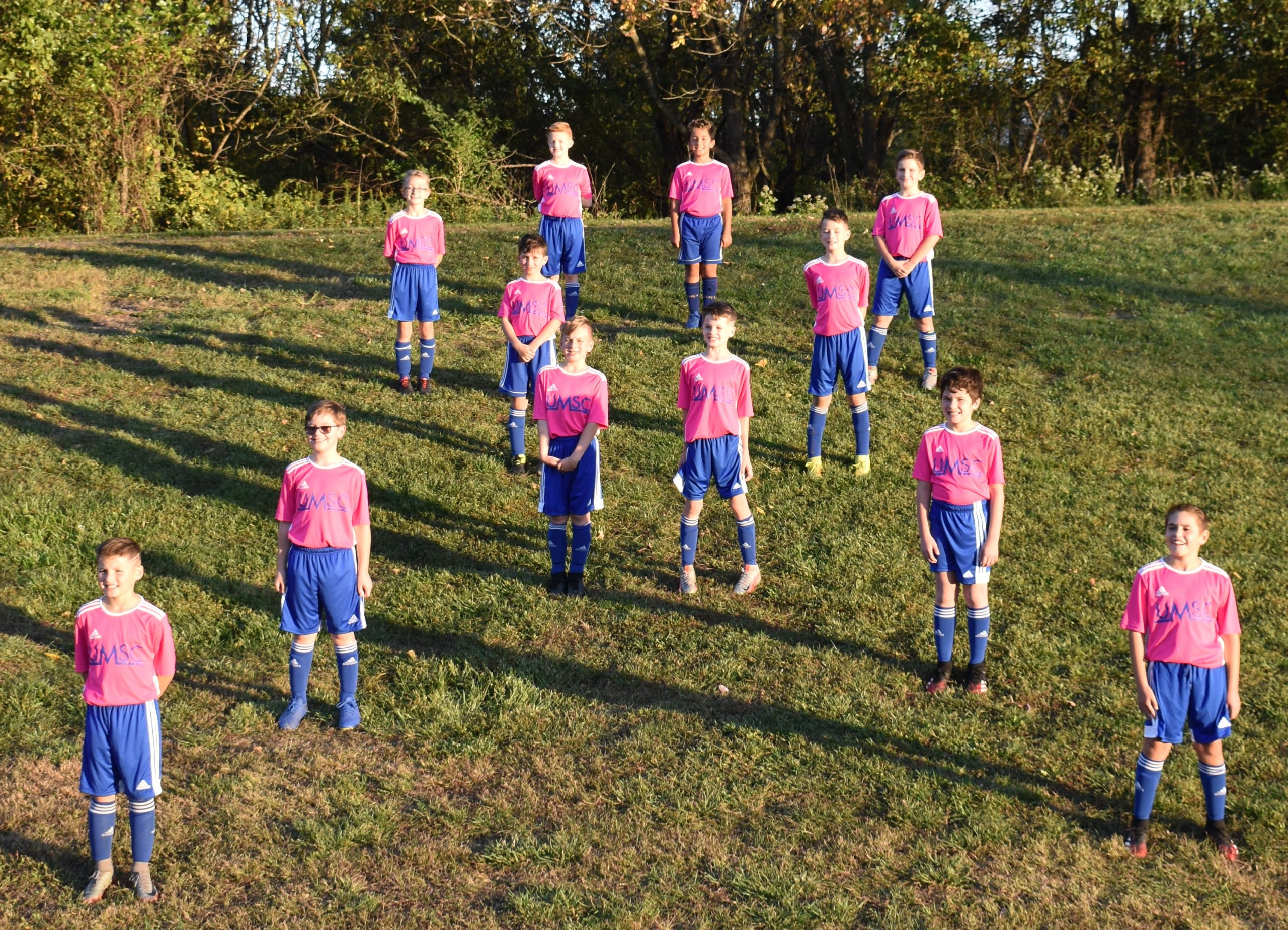UMSC Pink Out for Cancer