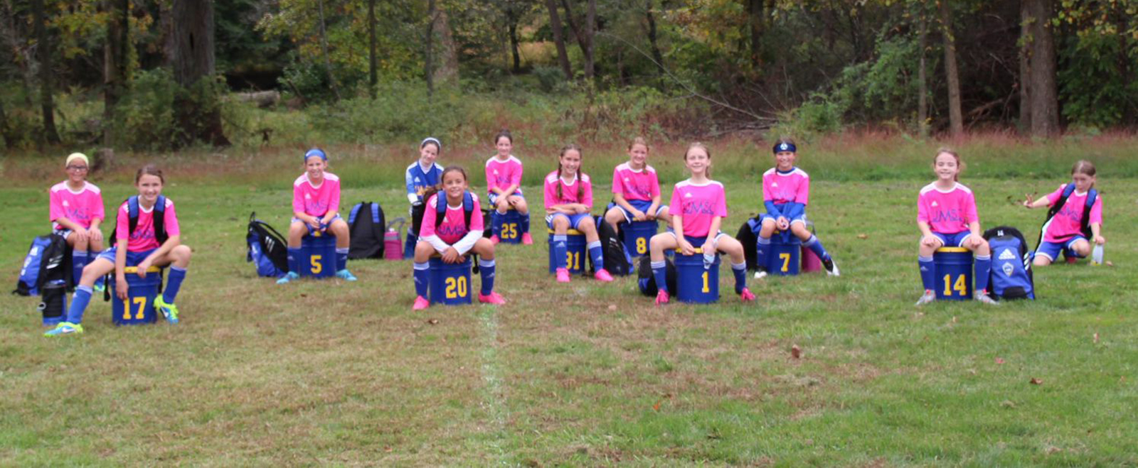 UMSC Girls Pink Out