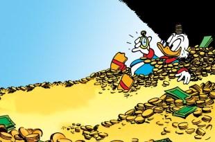 A história do dinheiro