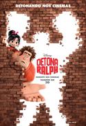 Detona Ralph (Wreck-it Ralph, 2012, EUA) [C#109]