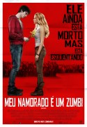 """Meu Namorado é um Zumbi"", poster brasileiro"
