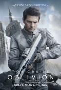 Oblivion - Poster nacional