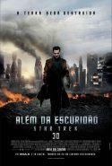 """""""Star Trek: Além da Escuridão"""" - Poster brasileiro"""