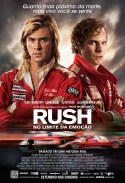 Rush - No Limite da Emoção - Poster brasileiro