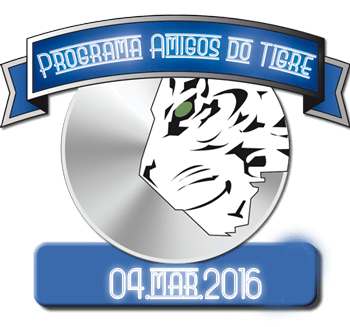 Resultado Programa Amigos do Tigre - 04/mar/2016