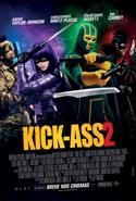 Kick-Ass 2 | Crítica | Kick-Ass 2, 2013, EUA-Reino Unido