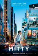 A Vida Secreta de Walter Mitty | Crítica | The Secret Life of Walter Mitty, 2013, EUA