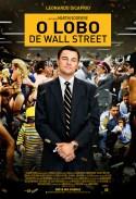 O Lobo de Wall Street - poster brasileiro