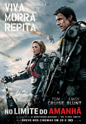 No Limite do Amanhã | Crítica | Edge of Tomorrow, 2014, EUA