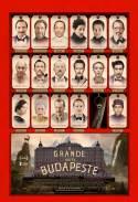 O Grande Hotel Budapeste - Pôster brasileiro