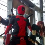 Brasil Comic Con Cosplayers | tem um Tigre no Cnema