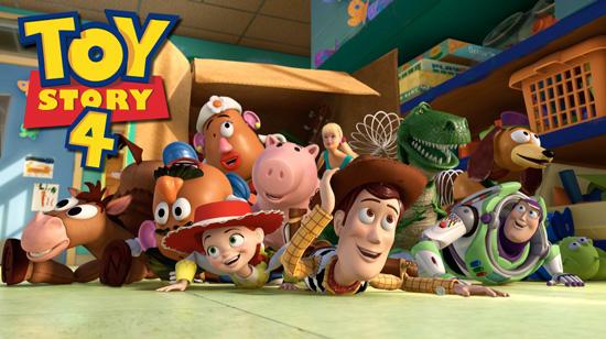 Toy Story 4 Vem Aí!