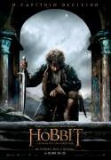 O Hobbit - A Batalha dos Cinco Exércitos | Pôster brasileiro