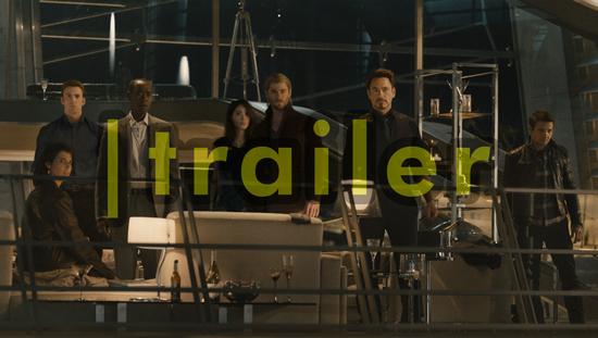 Vingadores Era de Ultron | Novo spot