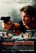 O Franco-Atirador | Pôster brasileiro