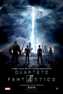 Quarteto Fantástico | Crítica | Fantastic Four, 2015, EUA