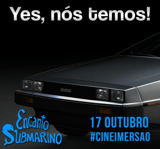 #CineImersao