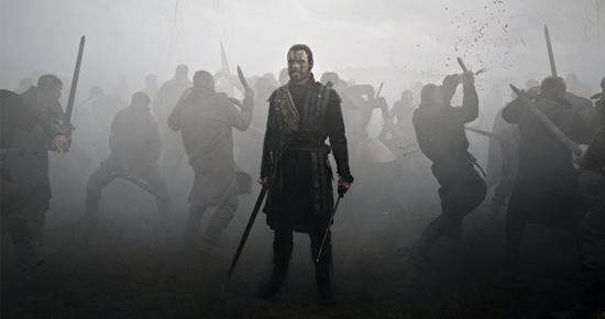 Macbeth: Ambição e Guerra | Melhores de 2015