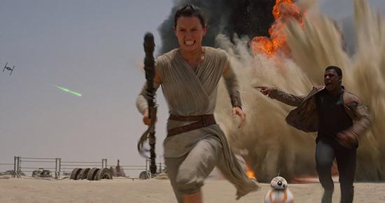 Star Wars: Episódio VII – O Despertar da Força | Melhores de 2015