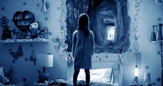 Atividade Paranormal: Dimensão Fantasma | Piores de 2015