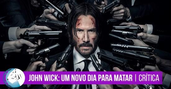 John Wick: Um Novo Dia Para Morrer (John Wick: Chapter 2, 2017)