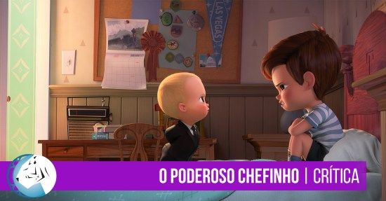 O Poderoso Chefinho (The Boss Baby) 2017