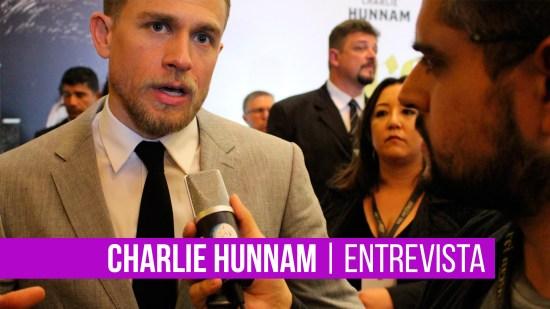 Entrevista com Charlie Hunnam