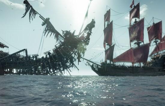 Piratas do Caribe: A Vingança de Salazar | Imagens (1)