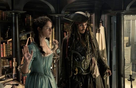 Piratas do Caribe: A Vingança de Salazar | Imagens (7)