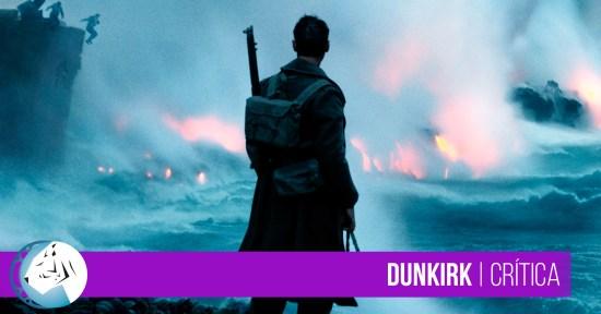 Dunkirk (2017) Crítica