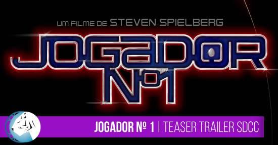 Veja o primeiro trailer de Jogador nº1!