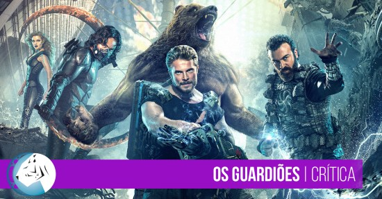 Os Guardiões (Zaschitniki) Review