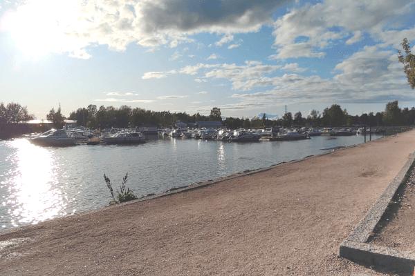Marina Helsinki - UmTour