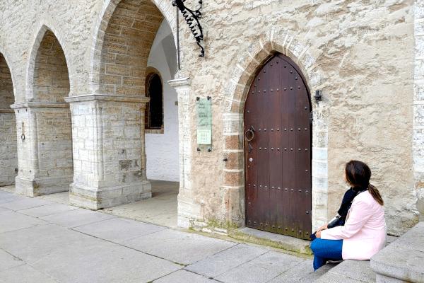 Prefeitura antiga - Tallinn - Estônia