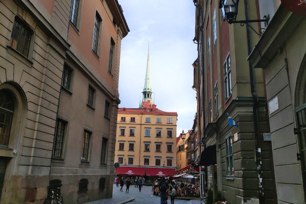 Estocolmo - Suécia - Gamla Stam - UmTour