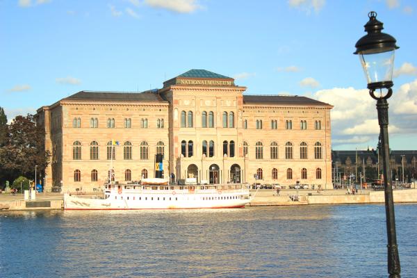 Estocolmo - Suécia - Museu Nacional - UmTour