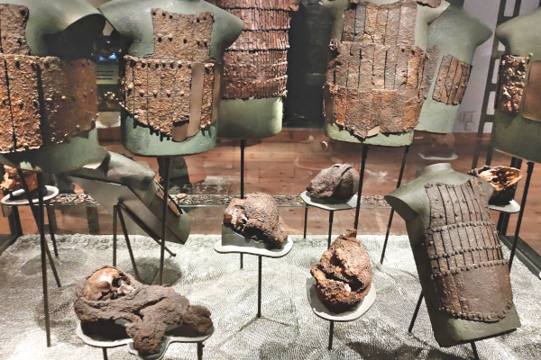 Estocolmo - Suécia - Museu de História - UmTour